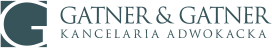 Logo Kancelaria Adwokacka Gatner & Gatner
