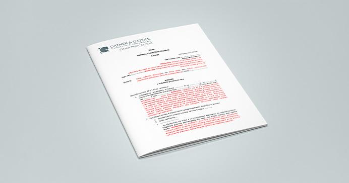Odbycie kary w systemie dozoru elektronicznego